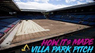 Villa Park pitch renovation | How it