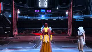SWTOR Karness Muur Armor Set