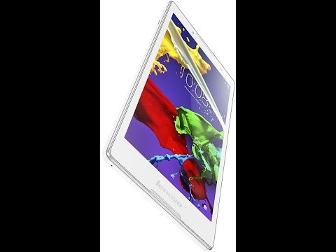 Lenovo Tab 2 A8 Unboxing - Peal White