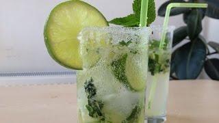 Коктейль Мохито, Очень Просто и Вкусно (Безалкогольный) | Mojito