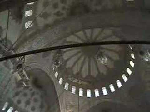 De Blauwe Moskee en de Hippodroom