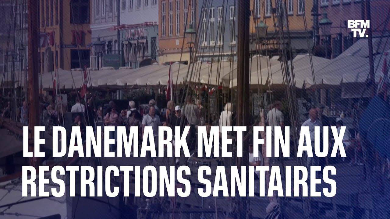 Le Danemark dit au revoir aux restrictions sanitaires