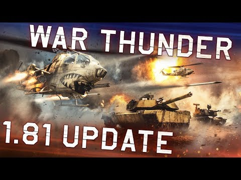 Attack Helicopters Buzz Their Way Into War Thunder