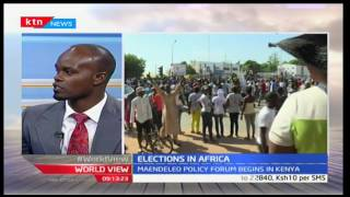 World View 14th December 2016 - [Part 1] -  The Gambia Poll Stand-off