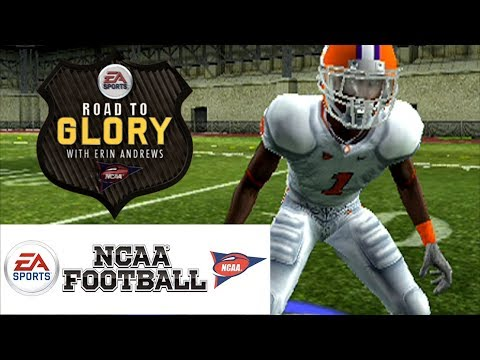 TOUCHDOWN ON A PUNT RETURN - NCAA FOOTBALL 11 CB ROAD TO GLORY EP2