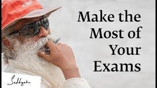 5 Tips From Sadhguru to Deal With Exam Fear - Sadhguru Talk's