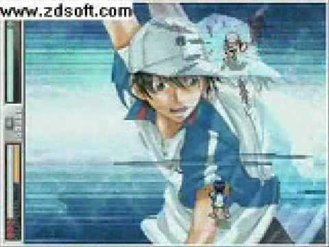 The Prince of Tennis : Prince of Doubles - Girls, Be Gracious! Nintendo DS