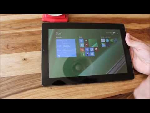 Test Odys Winpad V10 2in1