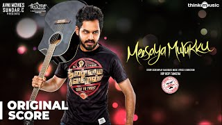 Meesaya Murukku - Original Background Score | Hiphop Tamizha, Aathmika, Vivek | Jukebox
