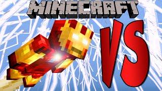 IRONMAN | SUPERHEROES DESAFIO | Minecraft