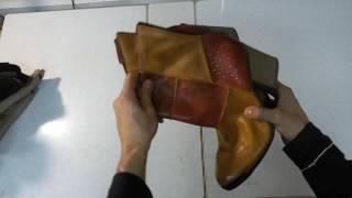 Обувь зима микс зимней обуви Германия 19.7кг по 8.6евро за кг