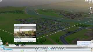 Let's Play SimCity Part 03 - Mayerory And Casinos With Chief And Mik