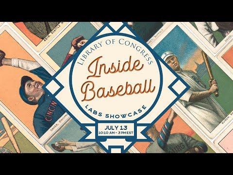 Inside Baseball: Baseball Collections as Data