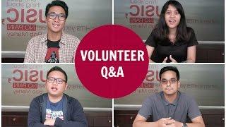JFP Volunteer Q & A