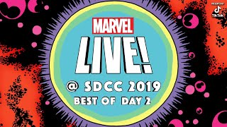 Best of Marvel @ SDCC 2019 Day 2
