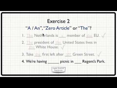 mp4 Exercise Zero Article, download Exercise Zero Article video klip Exercise Zero Article