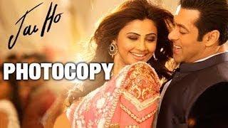 Photocopy Song ft. Salman Khan, Daisy Shah, Tabu - Jai Ho