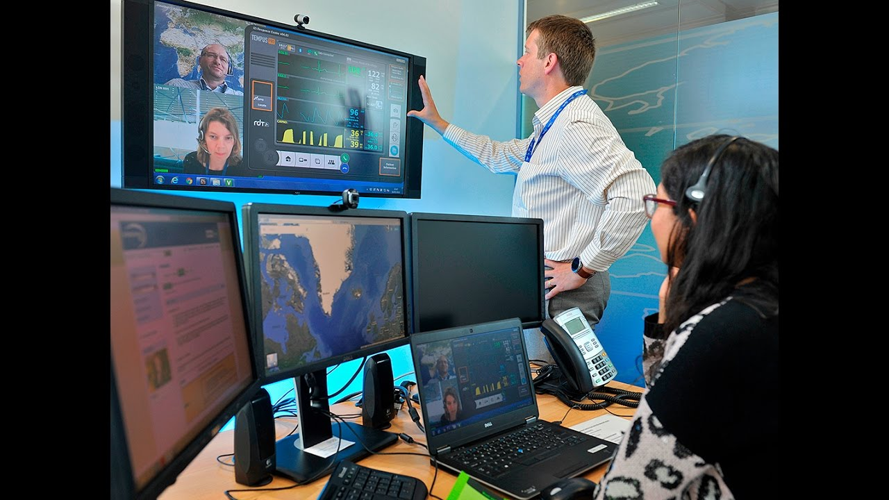 Assistance Centre: Telehealth - Provide Instant Access to