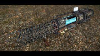 FNV Arsenal Weapons Overhaul - Elijah's Jury Rigged Tesla Cannon