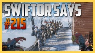 Swiftor Says #215 Not On Our First Date! | Swiftor