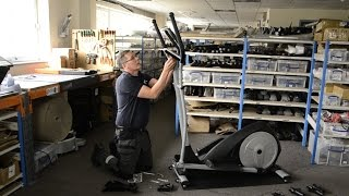 How To Assemble A Cross Trainer