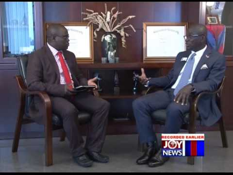 Prince Amoabeng on Corporate Wednesday - PM Express (2012)