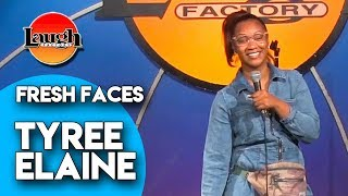 Tyree Elaine | Planned Parenthood | Laugh Factory Stand Up Comedy