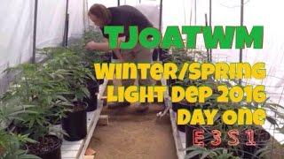 TJOATWM E3 S1 -Winter/Spring Light Dep 2016 Day One -