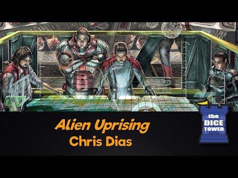 Alien Uprising Review - with Chris Dias