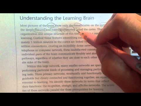 Reading for Comprehension. Steps 1 & 2