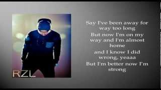Sonny Rey - Here I Stand (Lyrics)