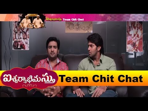 Aishwaryabhimasthu Movie Team Interview