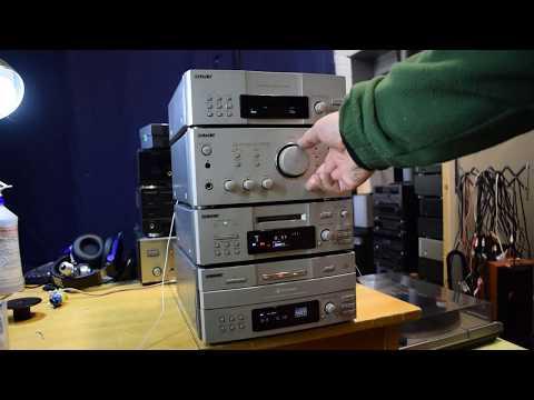 SONY EX 77MD EISA DÍJAS CSÚCS MIDI HIFI+GYÁRI TÁVJA  ELADÓ! - 39900 Ft - (meghosszabbítva: 2919418010) Kép