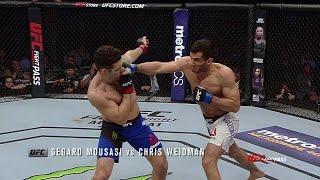 UFC 210: Fight Motion