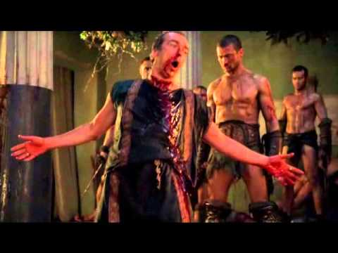 Spartacus Final Speech [HD] (Andy Whitfield)