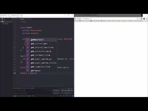 Learn about Class and Function Features of PHP 7 - Part 6