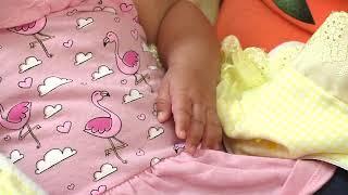 Em entrevista ao jornalismo da NTV, avó garante que teria oferecido mamadeira com soda cáustica por engano, à bebê de 3 meses