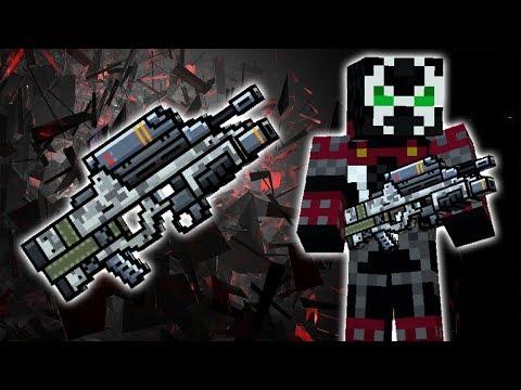 Pixel Gun 3D - Night Hunter [Gameplay]