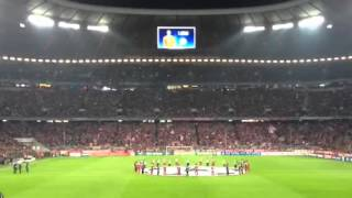 preview picture of video 'FC Bayern - Olympique de Marseille - die Aufstellung'