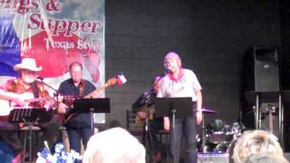 SWEET DREAMS (Don Gibson - Patsy Cline) Performed by Carol Regester