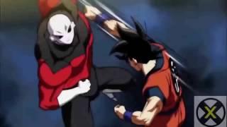Jiden vs goku (pelea completa)(ver descripción)