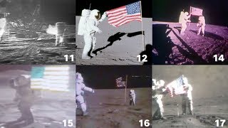 What Happened to the American Flags on the Moon? We've Got the Answer