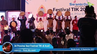 Festival Teknologi Informasi dan Komunikasi 2017 di Banda Aceh
