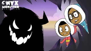 CHILLING YETI MISSION! Onyx Monster Mysteries Episode 3   Halloween Cartoon