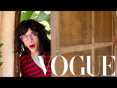73 Questions With Aunt Deb | VOGUE PARODY