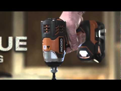 Ridgid X4 Tools