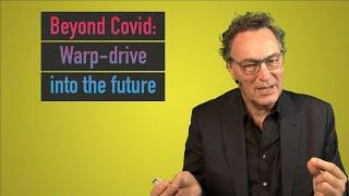 Covid-19: the great accelerator: Warp drive into the future #futurist Gerd Leonhard #tigo #colombia