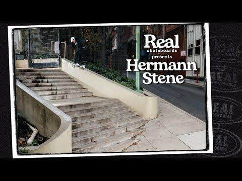 """Hermann Stene's """"Real"""" Part"""