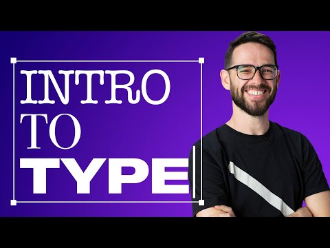 INTRO TO TYPOGRAPHY: Free Web Design Course 2020 | Episode 4