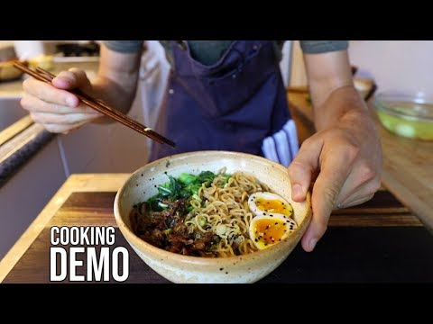 Learn the Secrets of Restaurant Style Ramen in 1 Hour